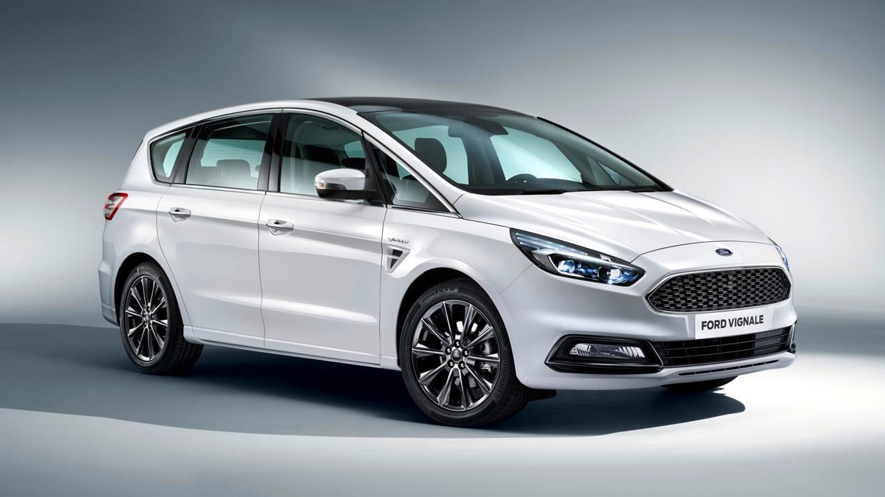 Lo charme di Ford S-Max Vignale
