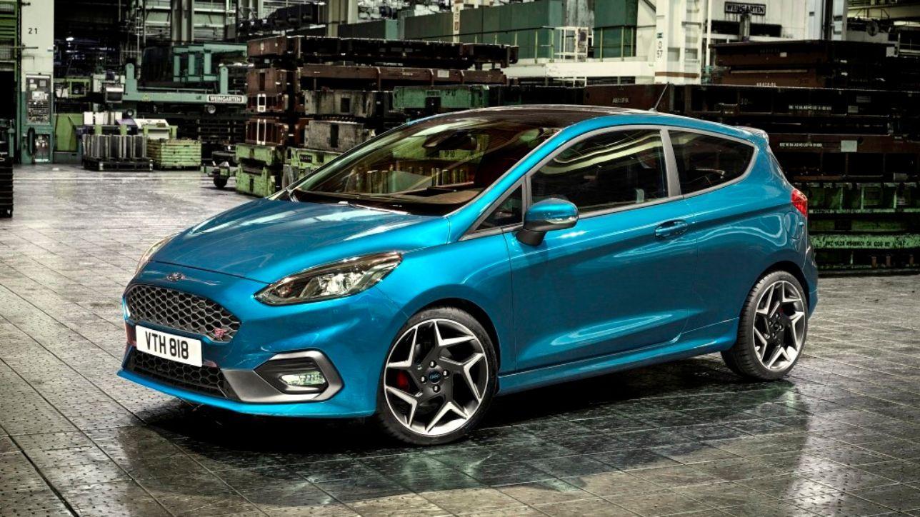 Al Valentino la nuova Ford Fiesta