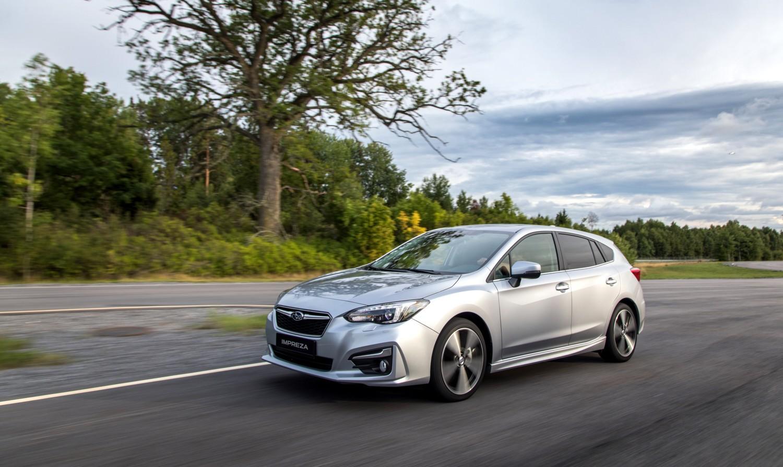 Ecco la Subaru Impreza 2018