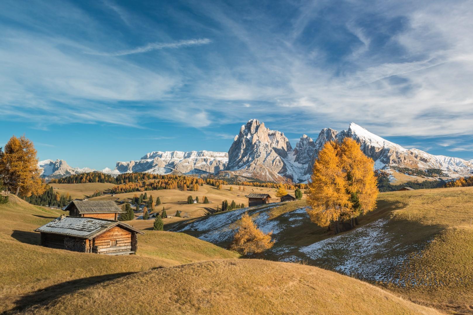 Alpe di Siusi e Sciliar: sulle tracce delle stregjhe