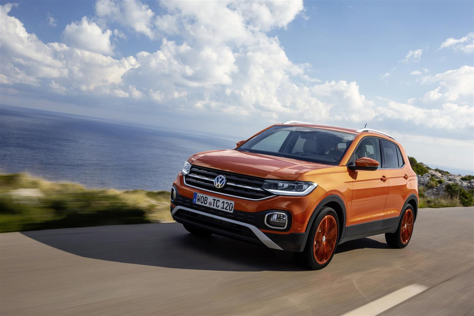 Ecco Volkswagen T-Cross