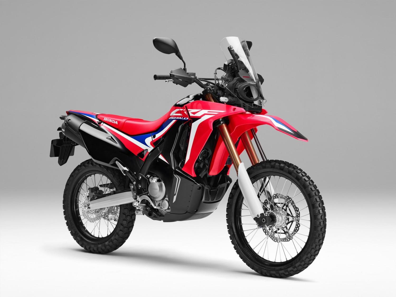 Le nuove Honda CRF 2020