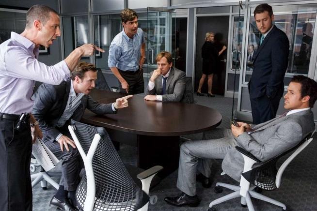 Christian Bale, broker visionario ne  La Grande Scommessa