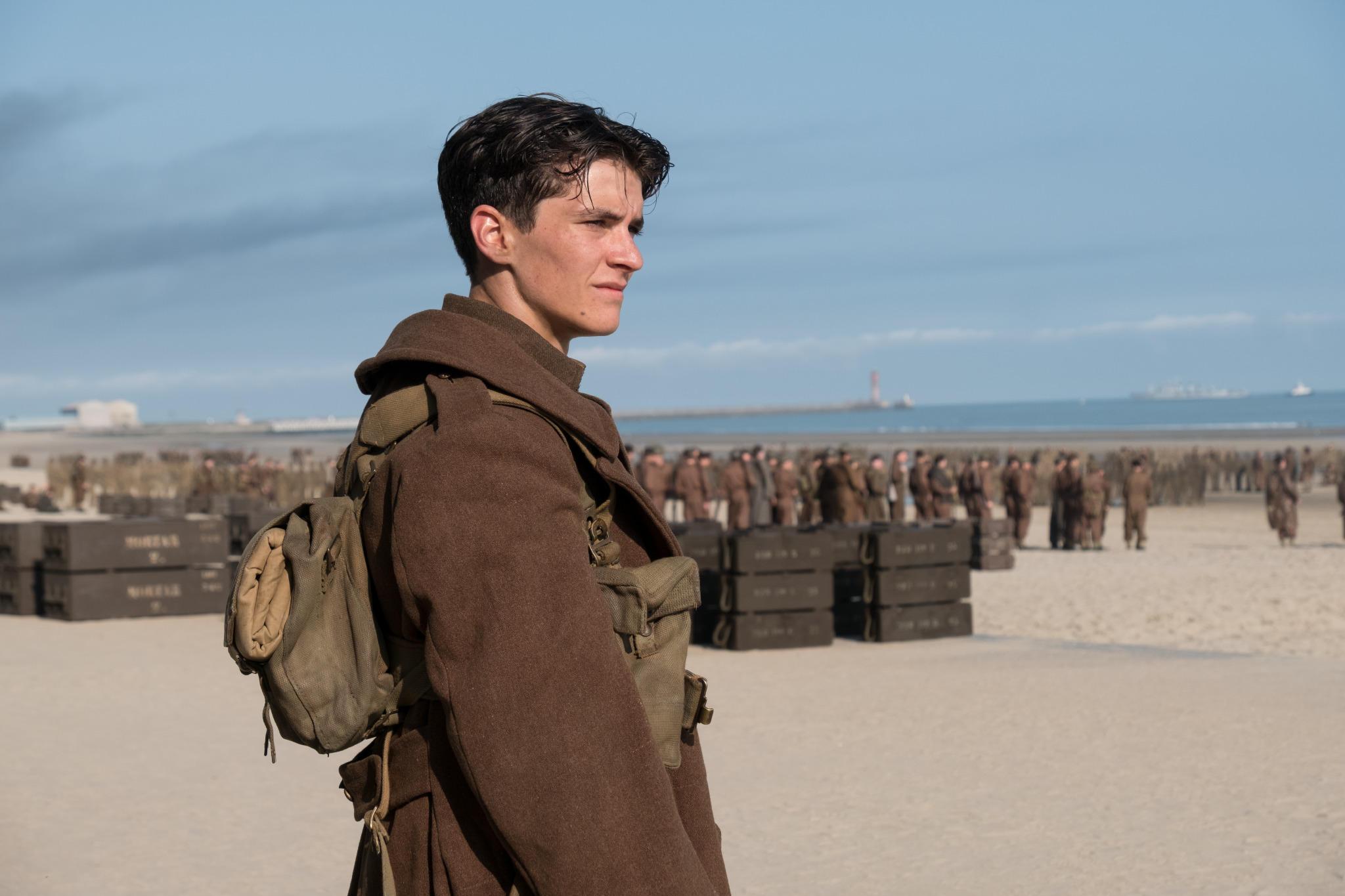 Dunkirk , la seconda guerra mondiale secondo Christopher Nolan