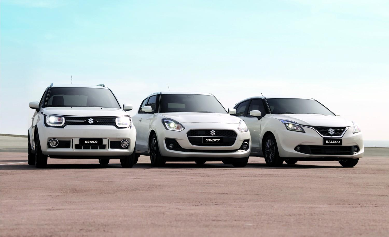 Suzuki Hybrid Economy Run