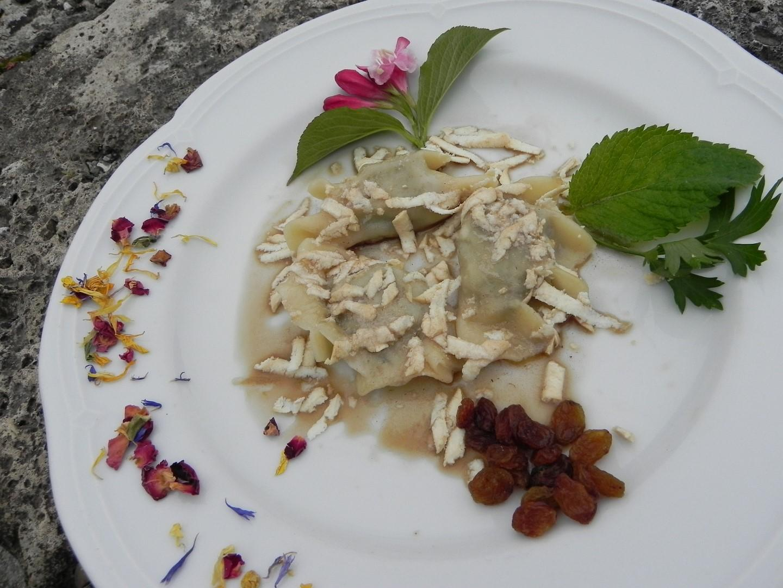 i Cjarsòns , sapore di Carnia