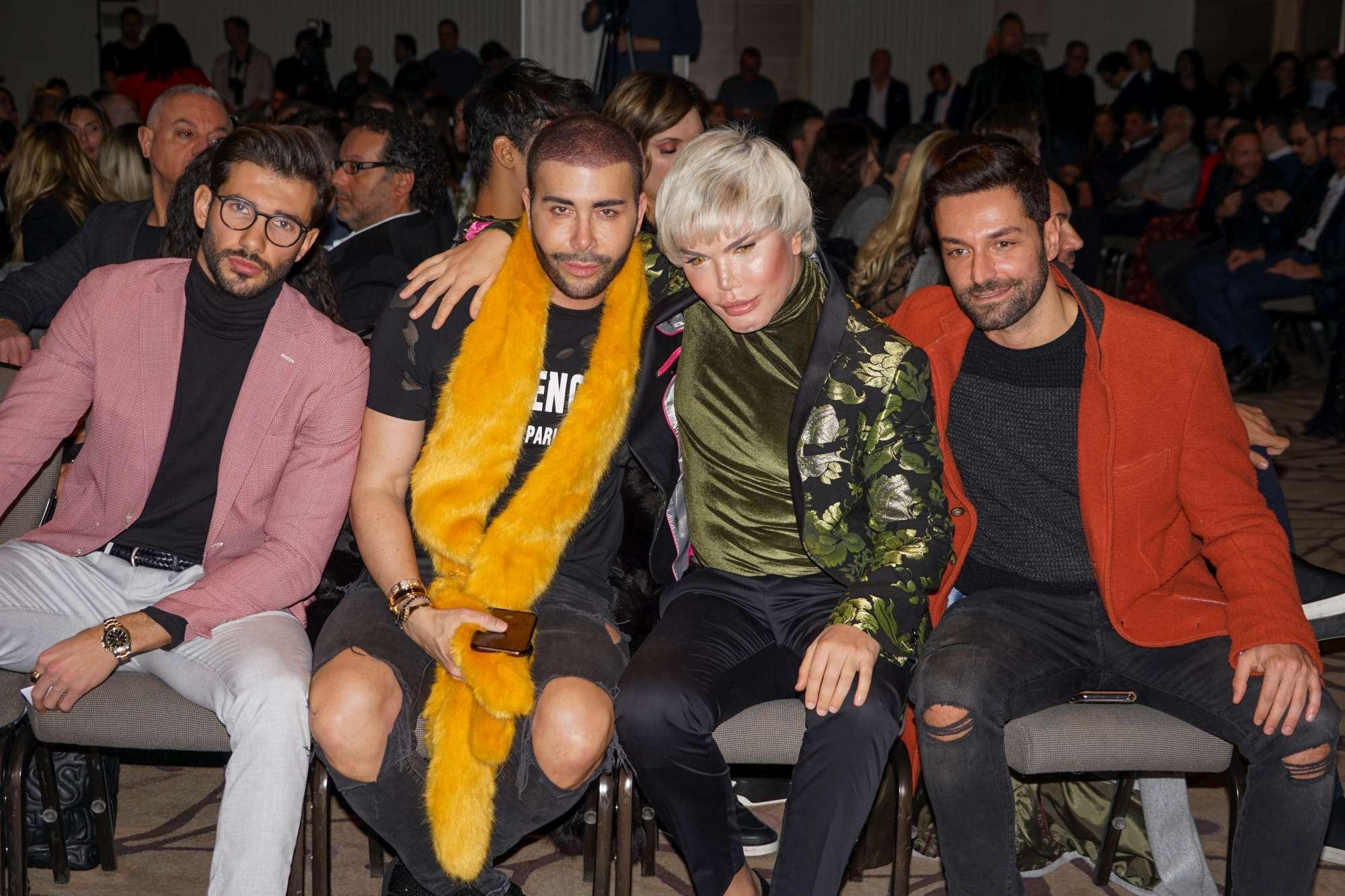 Parata di vip per  Milano Fashion Day