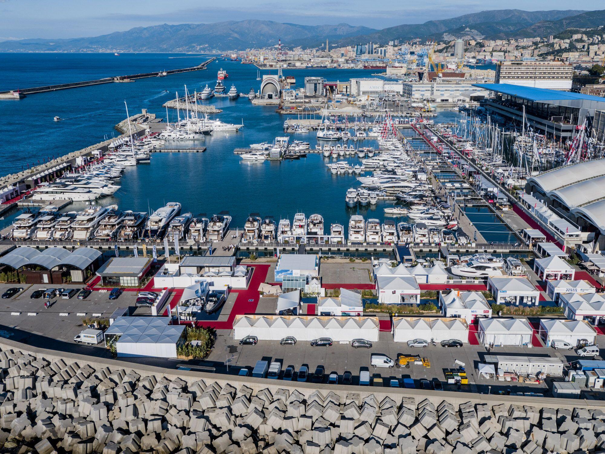 Genova: le barche più belle del Salone Nautico 2019