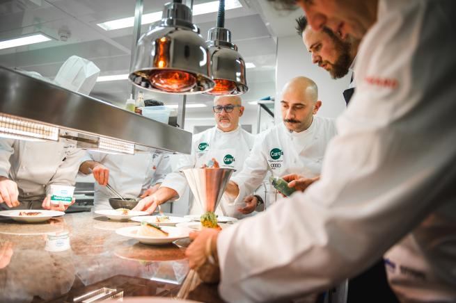 Care s - The ethical Chef Days: gastronomia nel rispetto della natura