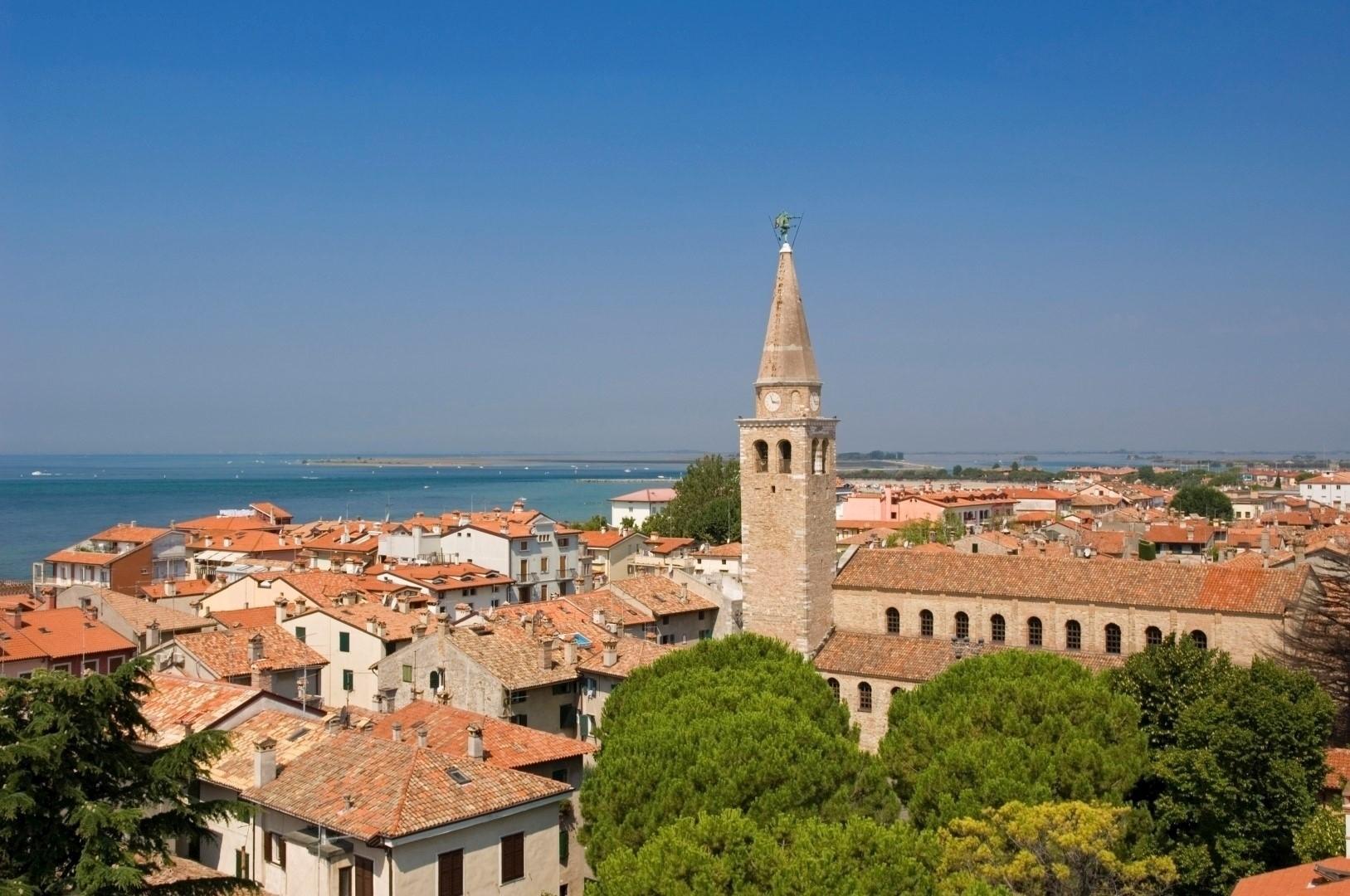 Grado, l'isola che incantò la Callas e Pasolini