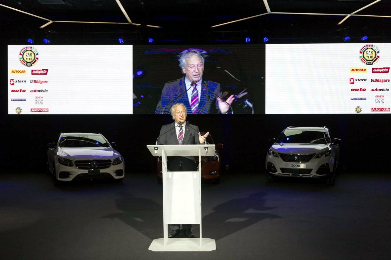 A Ginevra il successo di Peugeot 3008