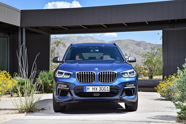 BMW X3 terza generazione
