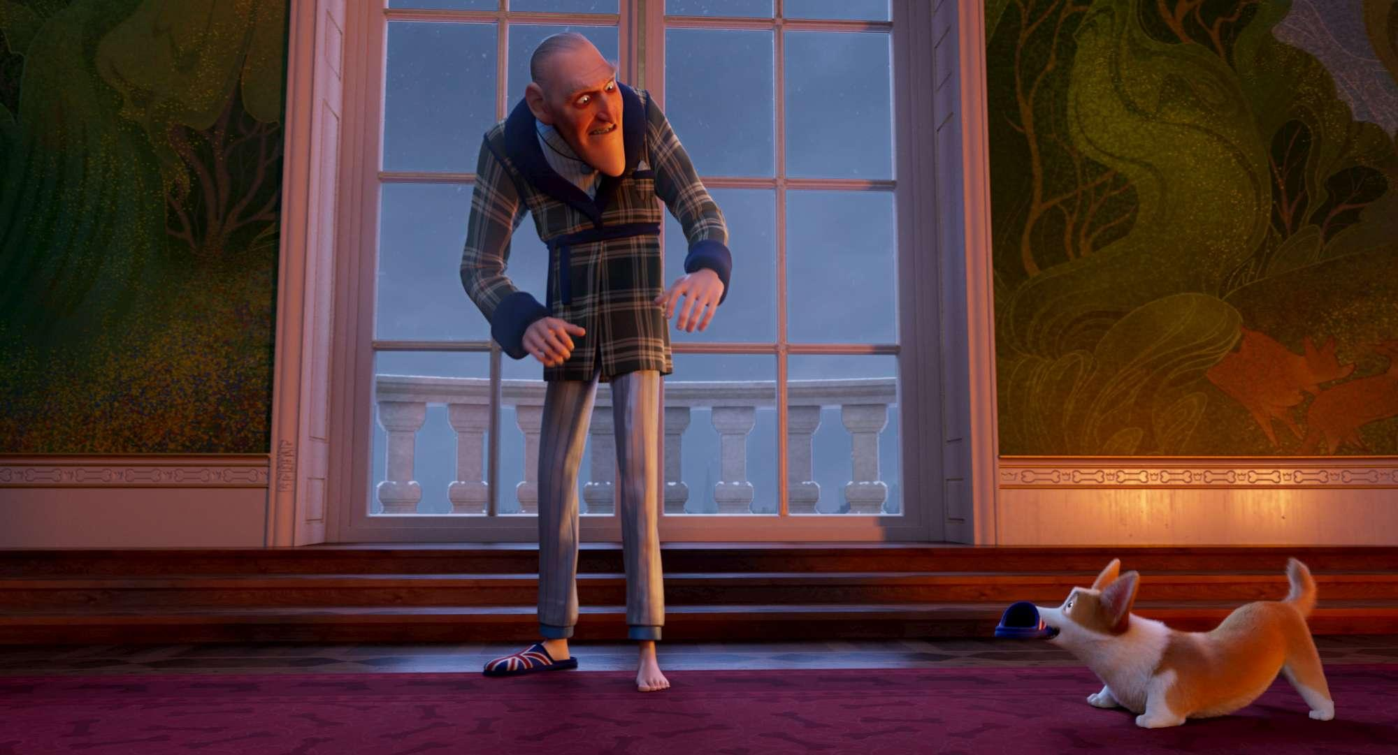 Rex - Un cucciolo a palazzo , le immagini del film d animazione