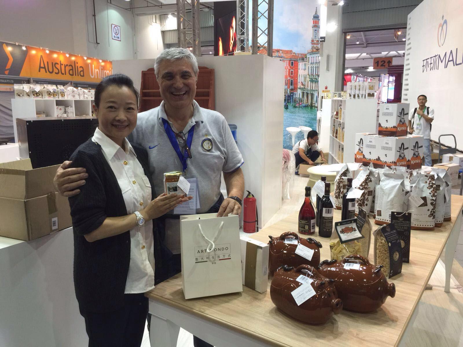 Artimondo, il made in Italy sbarca in Cina