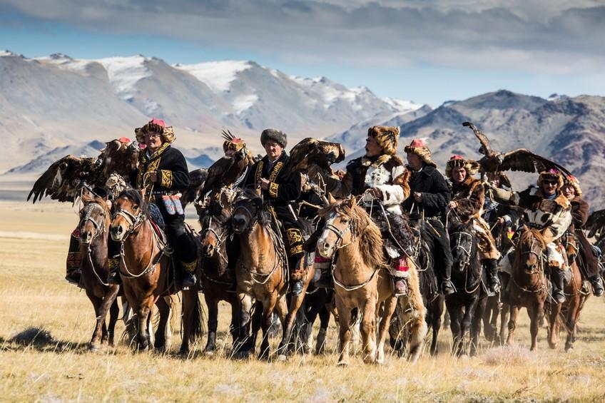 In Mongolia, per provare l'ebbrezza dell'infinito