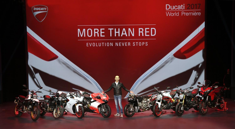Ducati World Premiere 2017