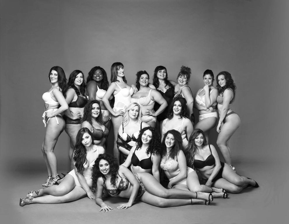 Beautiful Curvy, scopri le modelle del calendario 2017