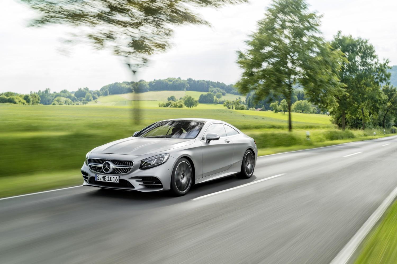 New Classe S Coupé e Cabrio