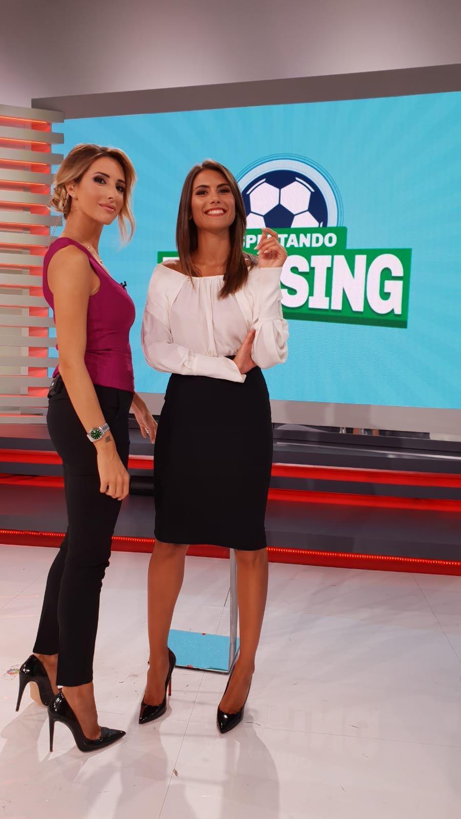 Giorgia Rossi ed Elena Tambini: una coppia al femminile per  Pressing