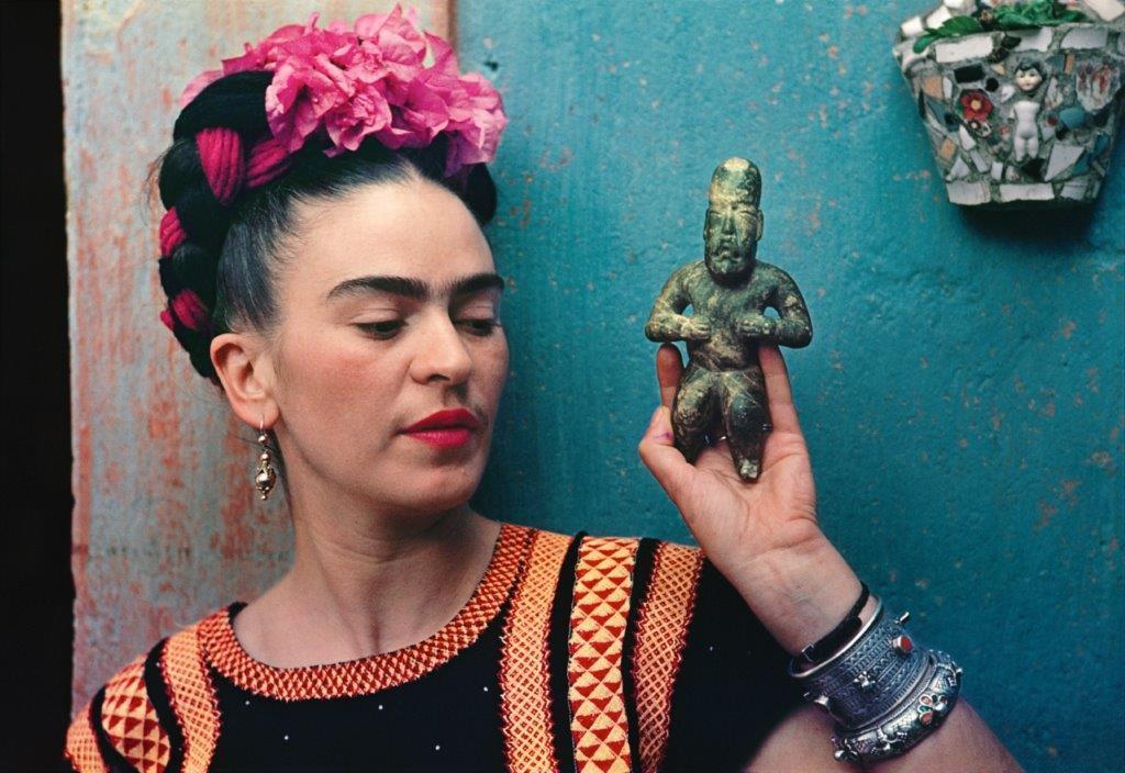 In mostra a Palermo  Frida Kahlo - I colori dell anima
