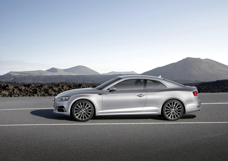 Le nuove coupé Audi