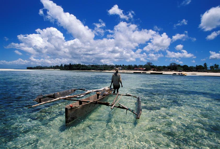Nostalgia del mare? Zanzibar è l'isola per te
