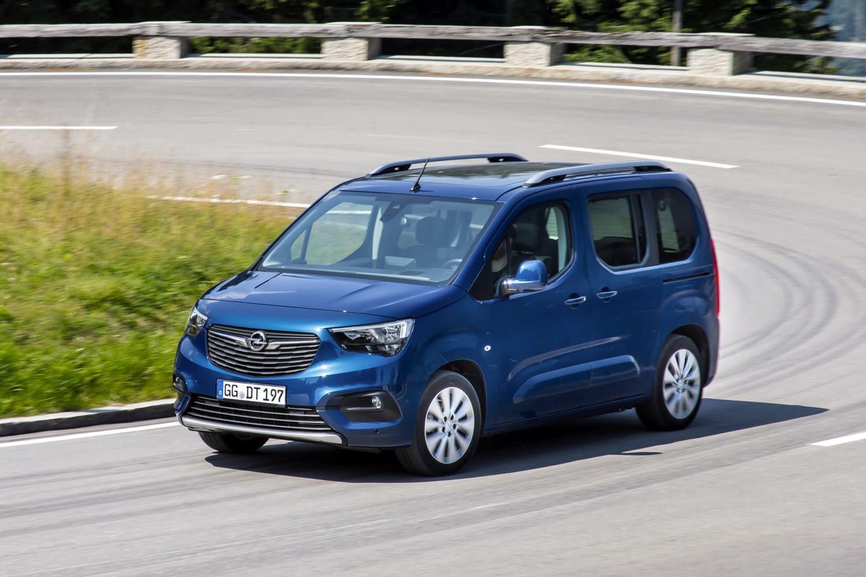 Opel Combo Life 5° generazione