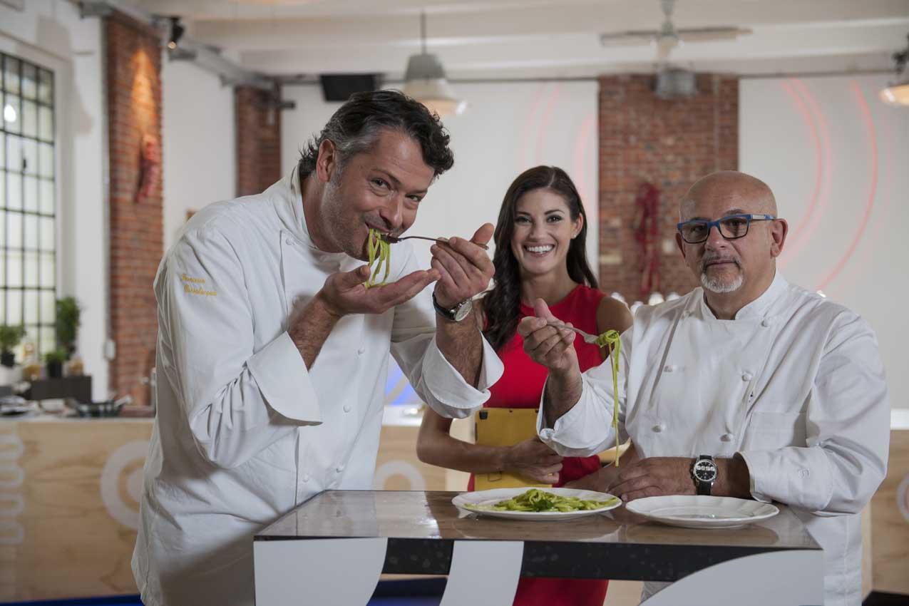 Il primo dei primi , le foto del nuovo talent culinario di Canale 5