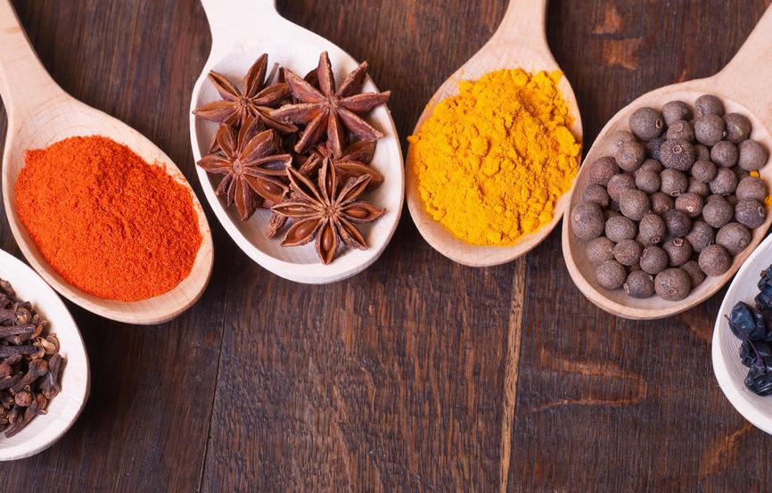 10 spezie contro malanni e raffreddori