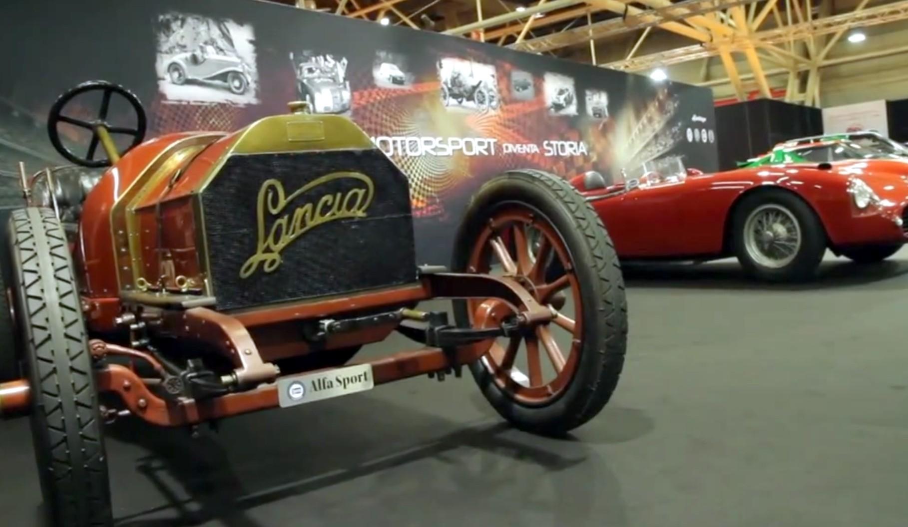 Il patrimonio di auto italiane