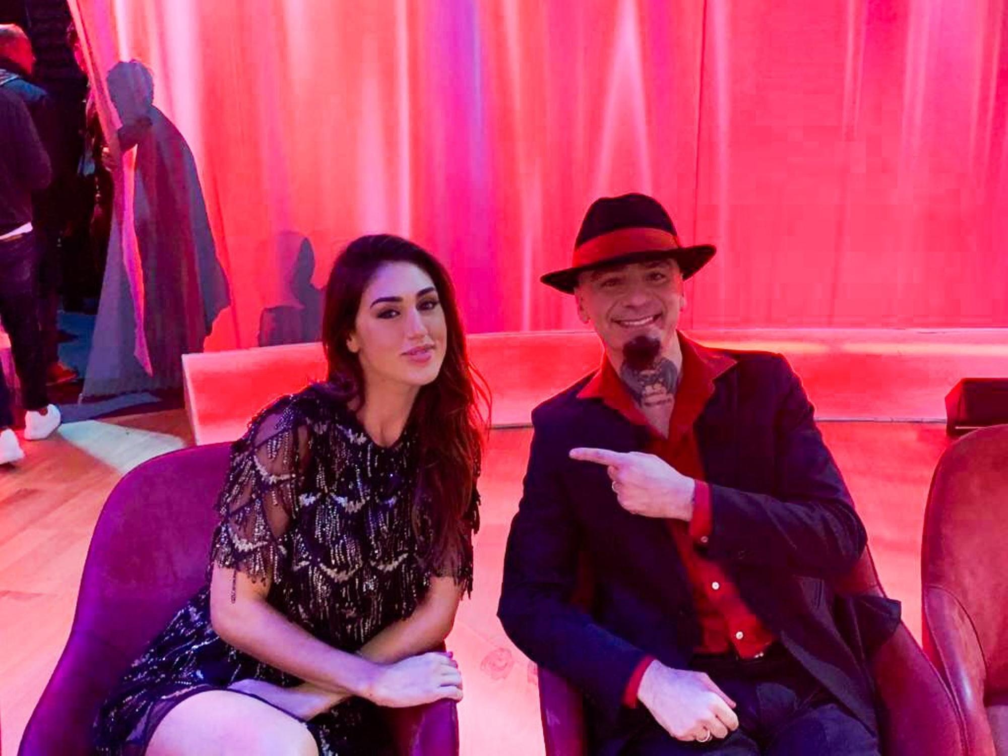 Maurizio Costanzo Show : J-Ax, Valeria Marini e Giancarlo Magalli per la terza puntata