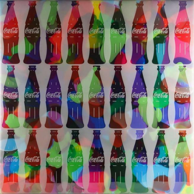 Expo, la Coca Cola mette l'arte in bottiglia Le bollicine raccontate dalla cultura pop