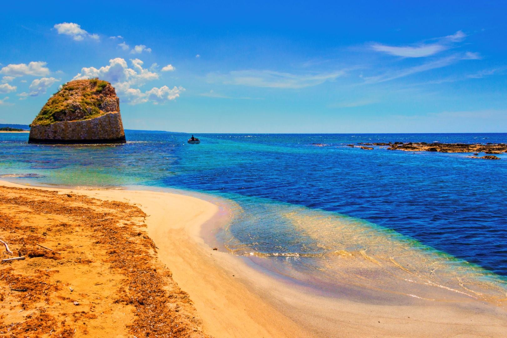 Il Salento si presenta: due mari di spiagge dorate