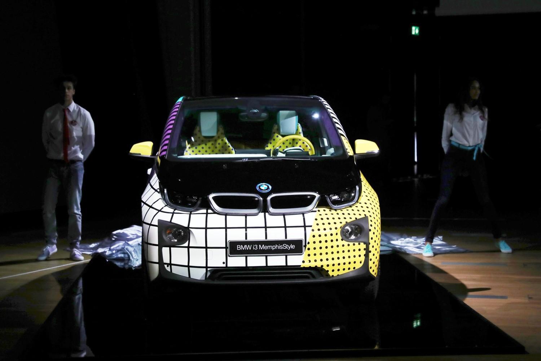 BMW i 3 e i8 MemphisStyle Edition
