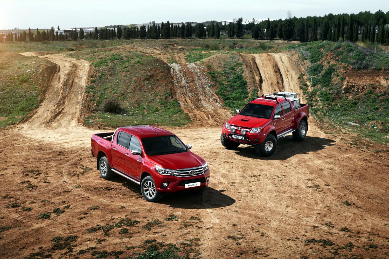 Toyota Hilux, 18 milioni di sì