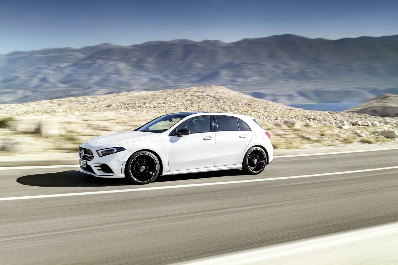 Mercedes Classe A, atto IV