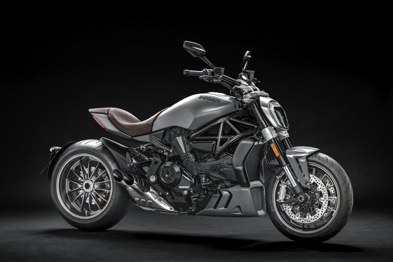 Ducati xDiavel, nuovi colori