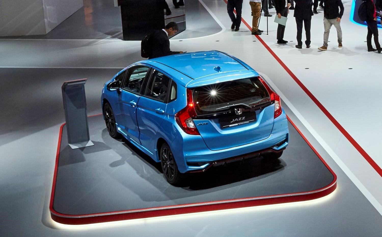 Honda al Salone di Francoforte 2017