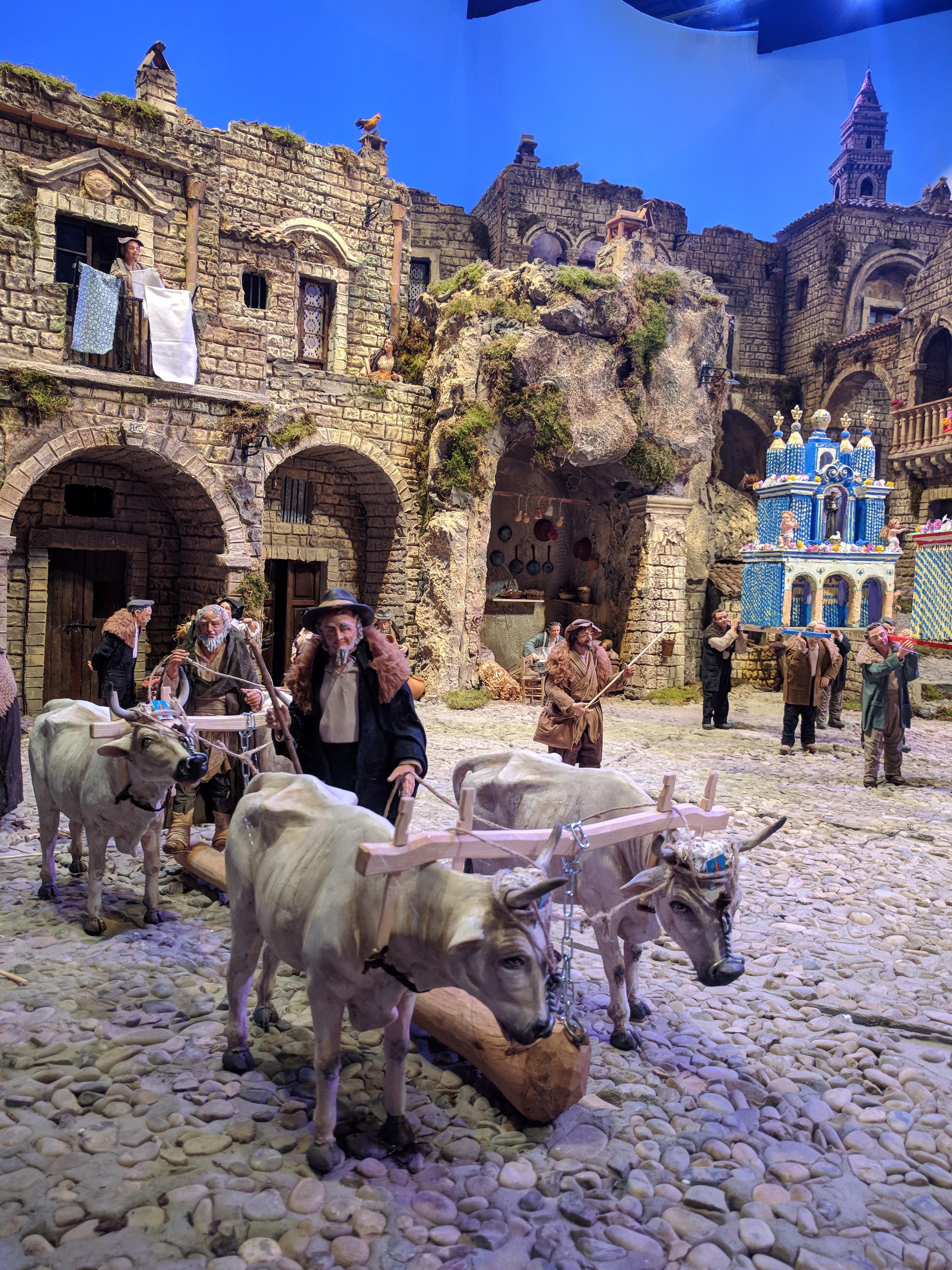 La luce della Natività : Mattarella inaugura il presepe di Matera