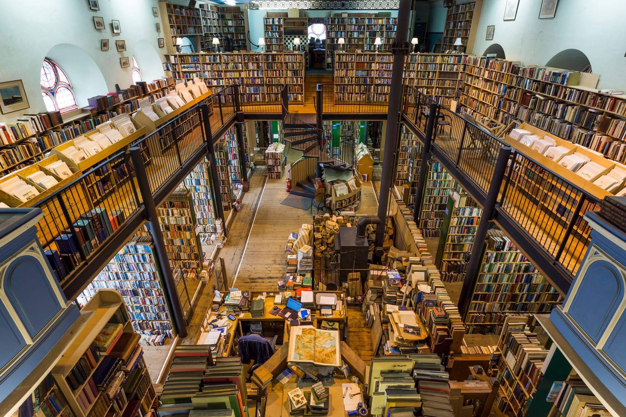 Le librerie più bizzarre in giro per il mondo
