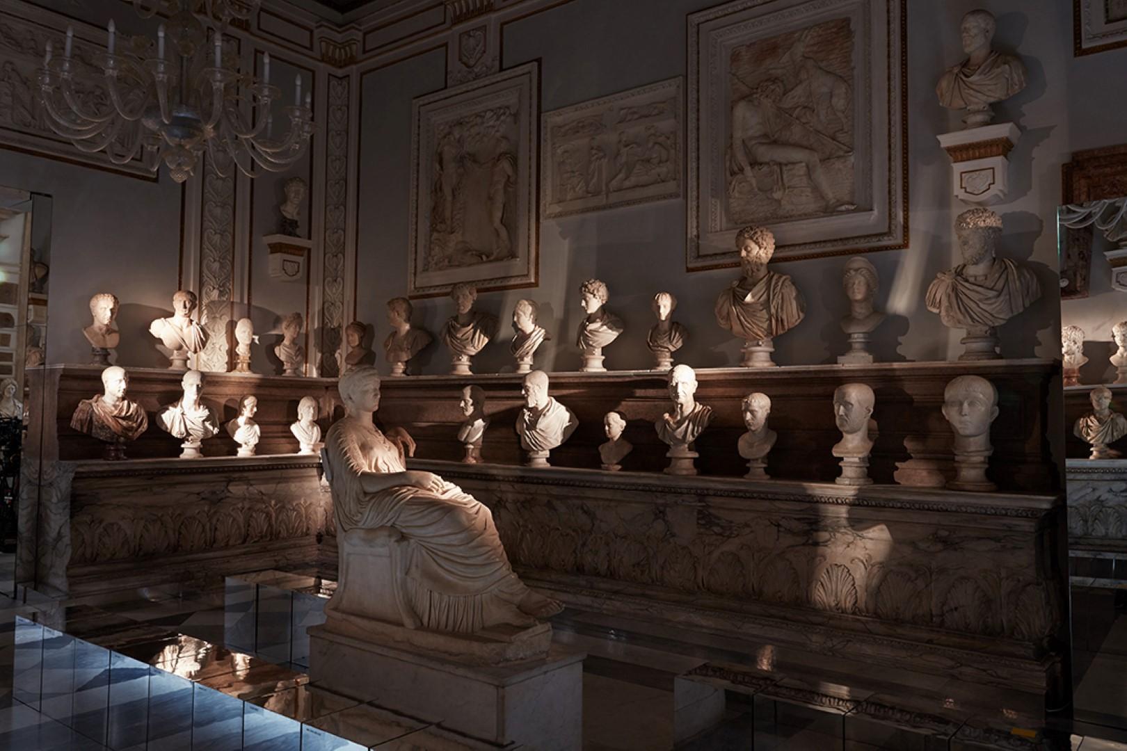 Gucci Cruise 2020, i Musei Capitolini location della sfilata