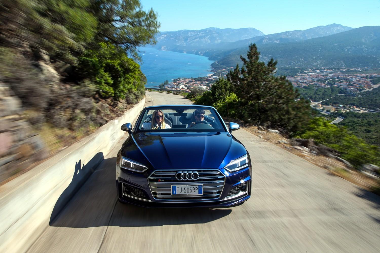 Audi nuove A5 e S5 Cabriolet