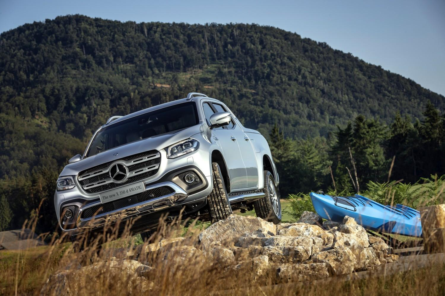 Il pick-up high-performance
