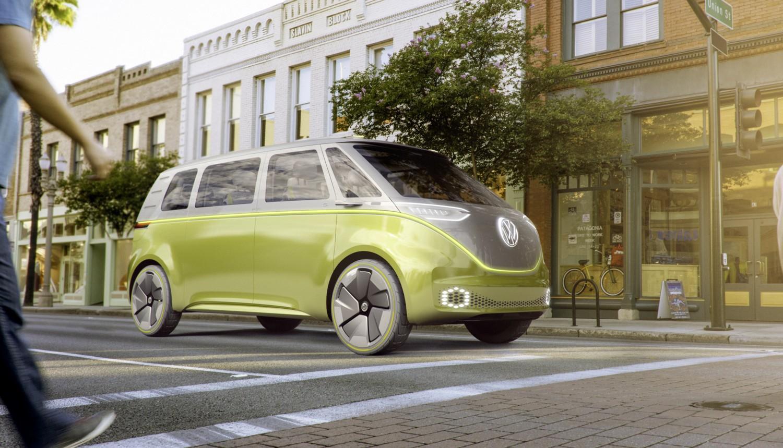 Volkswagen al Naias 2017