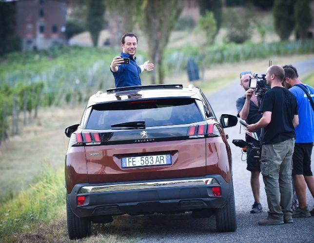 Peugeot #Sensation Driver