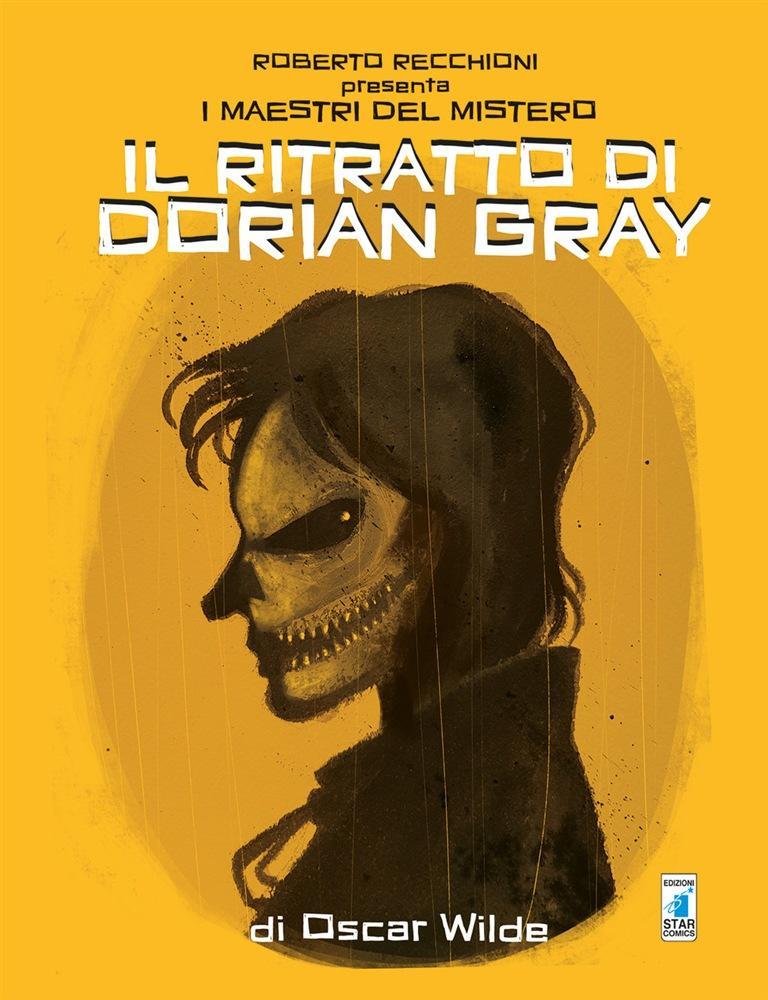 Il ritratto di Dorian Gray a fumetti: ecco alcune tavole