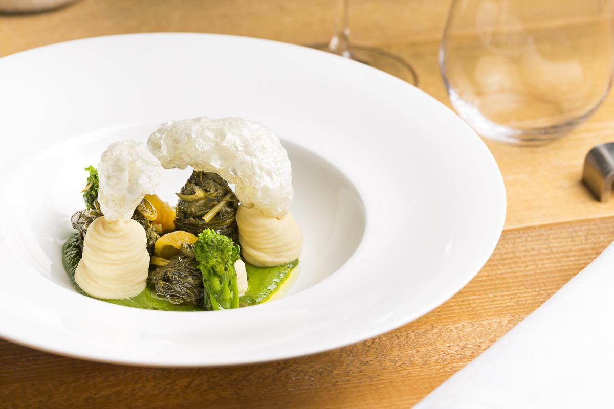 Un antica dimora ispira lo Chef Pietro Penna