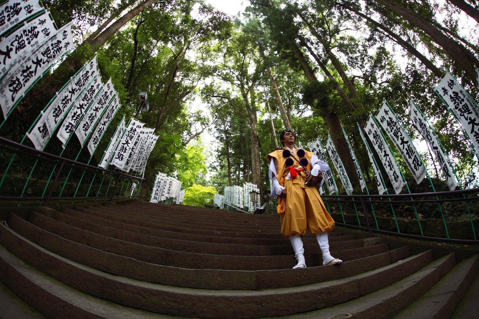 Kumano Kodo: un viaggio nell'anima del Giappone