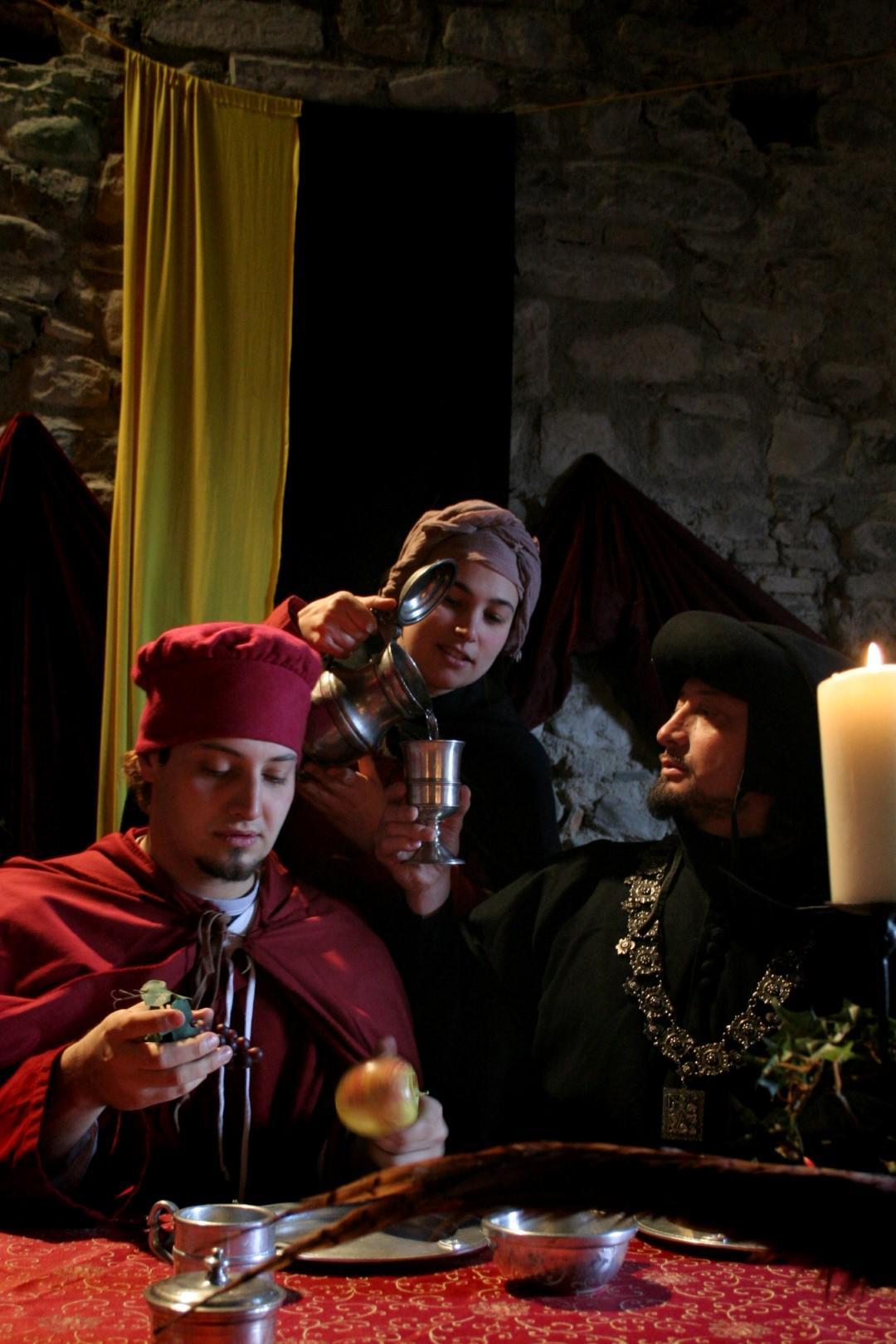Spettri e streghe in festa: i luoghi di Halloween