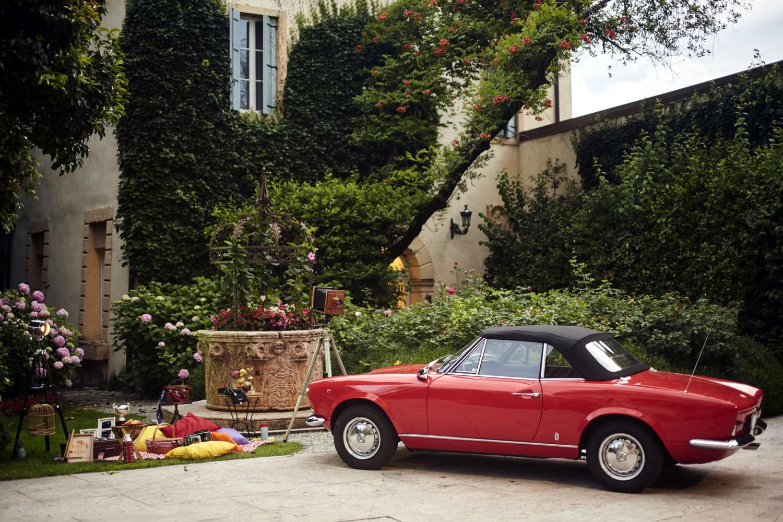 Fiat 124 Spider Auguri Nella Continuit Tgcom24 1969 Sport